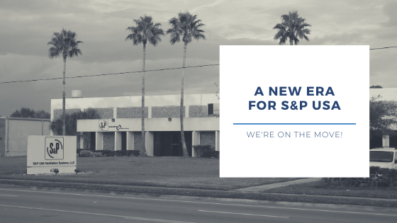 A New Era for S&P USA | We're on the MOVE!