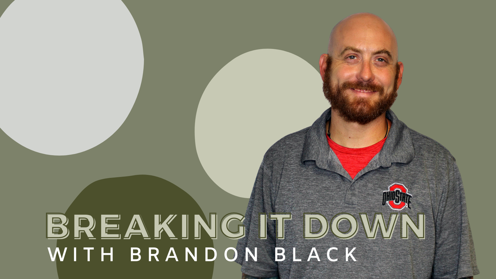 Breaking it down with Brandon Black, Final Assembly Supervisor