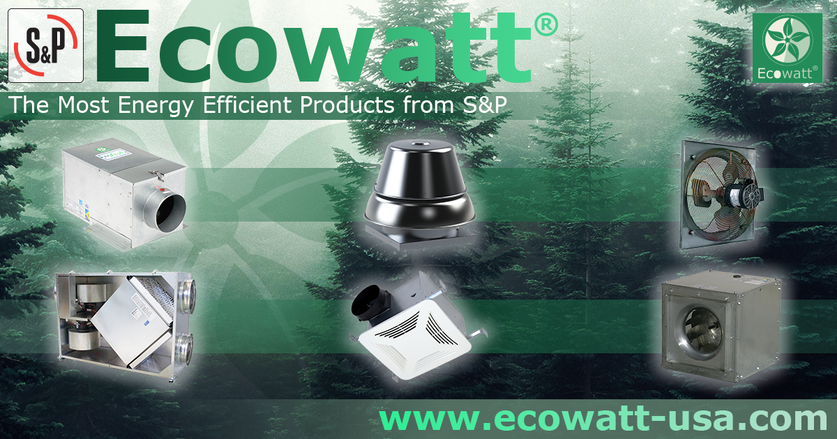 The Most Energy Efficient Product Line