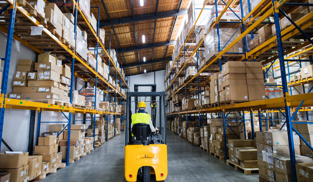Warehouse and Distribution Centers: Booming In the New Normal