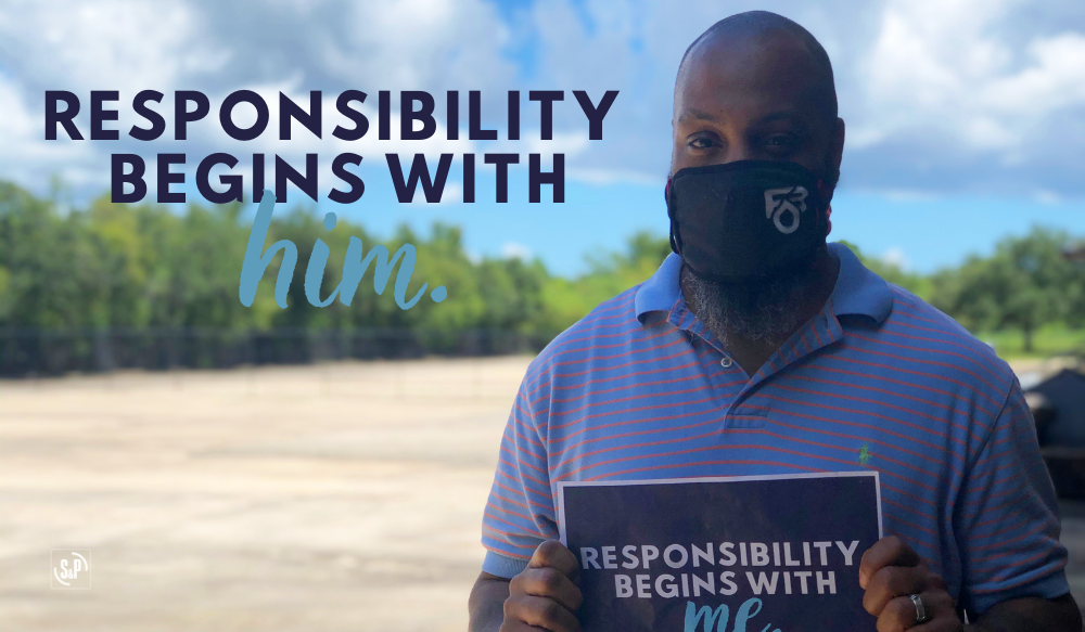 Responsibility Begins with Him